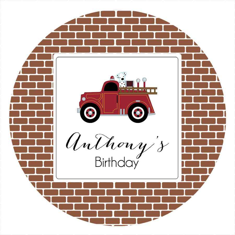 cheap-personalised-kids-edible-image-for-sale-fire-truck-theme.jpg
